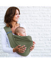 Minimonkey Baby Sling 4 in 1 - 100% Cotton - Army Baby Slings
