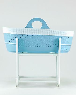 Moba Folding Stand for Moba Moses Basket - Compatible with other brands' baskets! Cribs & Moses Baskets