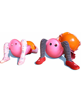 Moluk Bilibo Toy – Innovative, Versatile & Multi Award-winning (BPA, phthalate, latex free) Pink Rides On