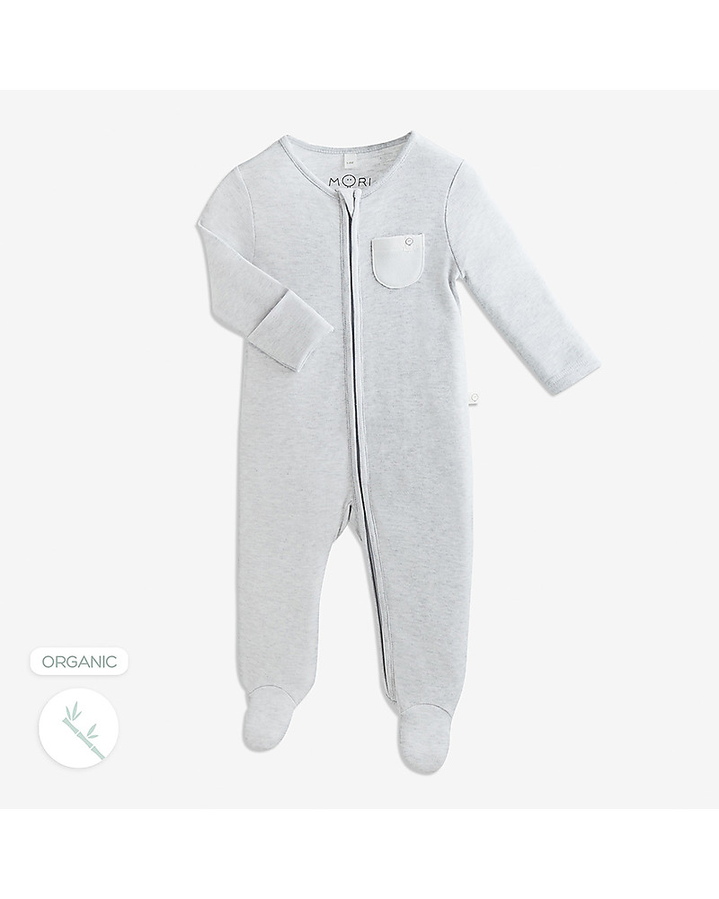 96f45524b222 Mori Zip-Up Sleepsuit