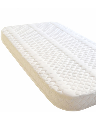 Mum and Dad Factory Rounded Foam Mattress for Lit Junior Bed Mattresses