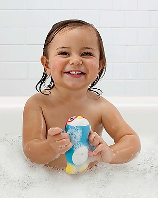 Munchkin Swimming Penguin, Bath Toy - It swims for real! Bath Toys