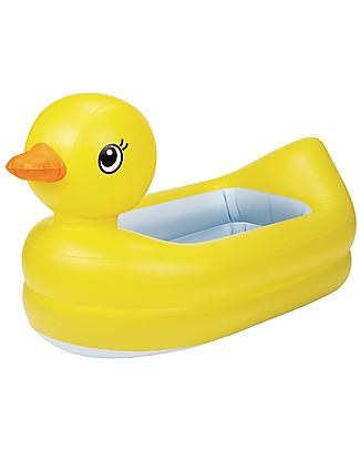 Munchkin White Hot Duck Tub - 6-24 months null