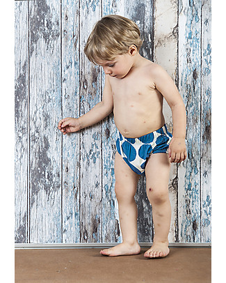 Nadadelazos Baby Swim Bloomer, Dotto - Perfect with the diaper! Swimming Trunks