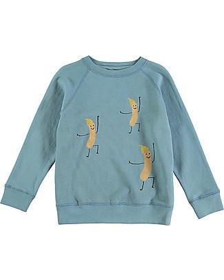 Nadadelazos Casual Sweatshirt, Bratwurst - 100% organic cotton Sweatshirts
