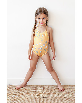 Nadadelazos Girl Swimsuit, Popcorn Swimsuits