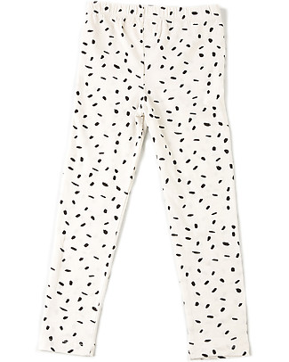 Nadadelazos Leggings Rice - Elasticated organic cotton Leggings