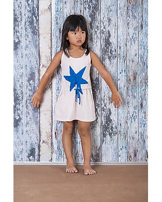 Nadadelazos Sleeveless Dress, Hanoi - 100% organic cotton jersey Dresses
