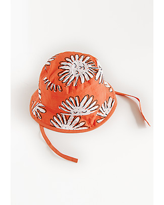 Nadadelazos Sun Hat Little Dandelion - 100% organic cotton Sunhats