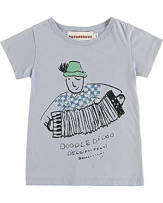 Nadadelazos T-shirt Doodeldidoo - 100% organic cotton  T-Shirts And Vests