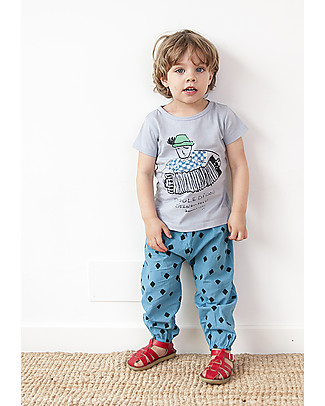 Nadadelazos T-shirt Doodeldidoo - 100% organic cotton  T-Shirts And Vests