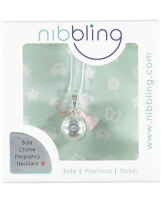 Nibbling Bola Grey/Moonstone, Pregnancy Chime Pregnancy Chimes