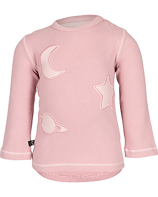 Noeser Hilly, Long Sleeves Top, Chunky Star - 100% organic cotton Long Sleeves Tops