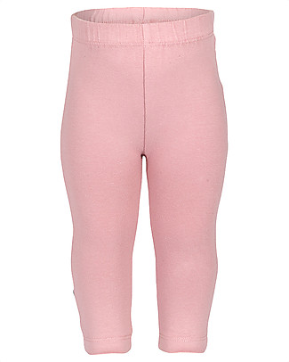 Noeser Levi Leggings, Dreamy Pink - Elasticated organic cotton Leggings