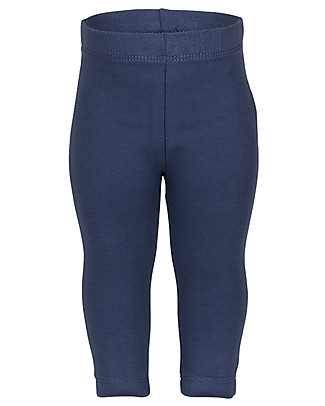 Noeser Levi Leggings, Sky Blue - Elasticated organic cotton Leggings