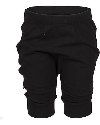 Noeser Shorts, Arrow Black – Organic Cotton Shorts