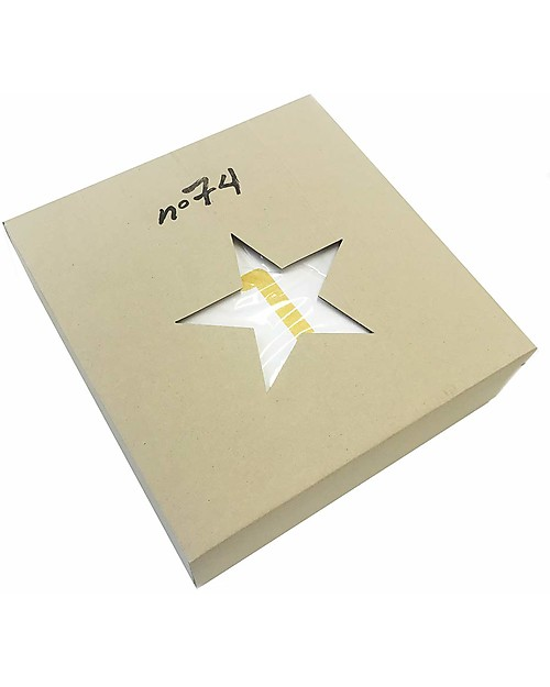 Numero 74 Advent Calendar Star with 24 surprises for Boy Room Decorations