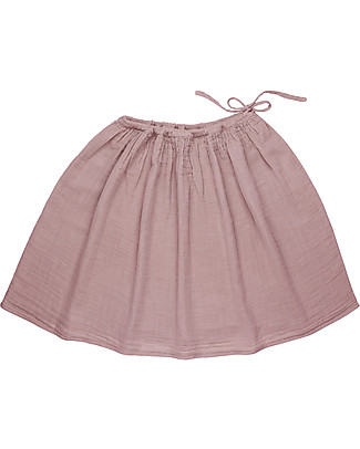 Numero 74 Ava Mid Skirt Mum, Dusty Pink - 100% organic cotton Skirts