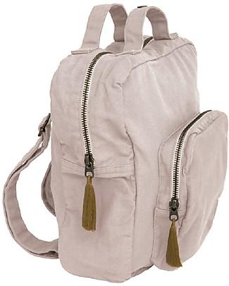 Numero 74 Backpack, Powder - 100% Organic cotton null