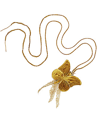 Numero 74 Butterfly Necklace - Gold - Perfect Party Favour! Party Favours