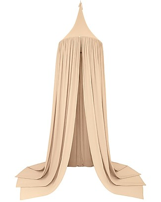 Numero 74 Canopy, Pale Peach - 100%  cotton muslin Canopies