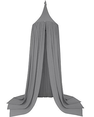 Numero 74 Canopy, Stone Grey - 100% cotton muslin Canopies