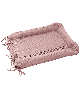 Numero 74 Changing Pad Cover - Dusty Pink Changing Tables