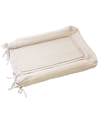 Numero 74 Changing Pad Cover - Natural Changing Mats And Covers