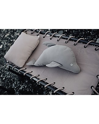 Numero 74 Cushion Dolphin Willy - Organic cotton Cushions