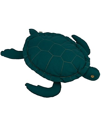 Numero 74 Cushion Turtle Samy - Organic cotton Cushions