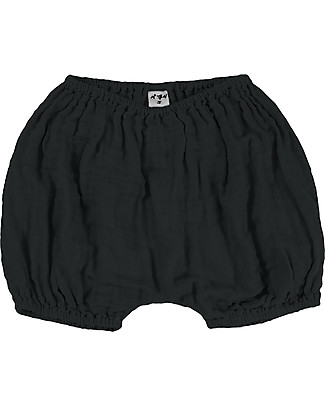 Numero 74 Emi Bloomer Shorts - Dark Grey Shorts