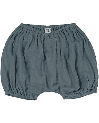 Numero 74 Emi Bloomer Shorts - Ice Blue Shorts
