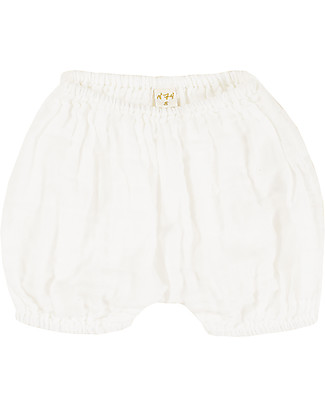Numero 74 Emi Bloomer Shorts - Natural Shorts