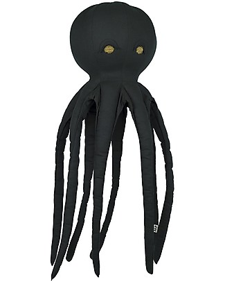 Numero 74 Freddy Octopus Cushion - Organic cotton null