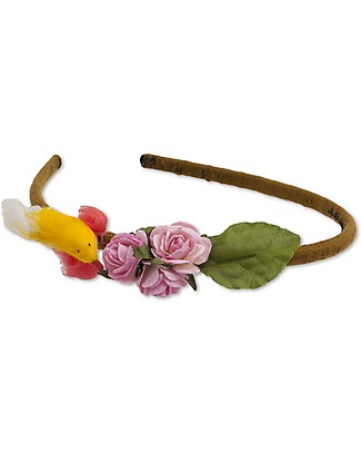 Numero 74 Handmade Bird Headband - Multicolor Hair Accessories