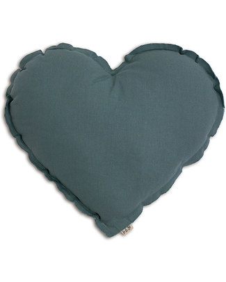 Numero 74 Heart Cushion Medium - Ice Blue Cushions
