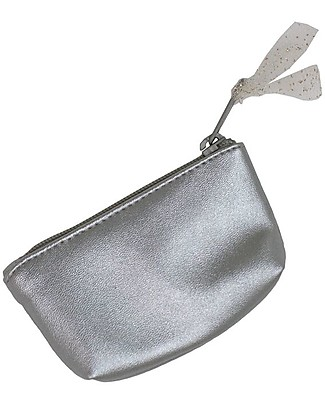 Numero 74 Iridescent Purse Silver - Perfect Party Favour! Party Favours