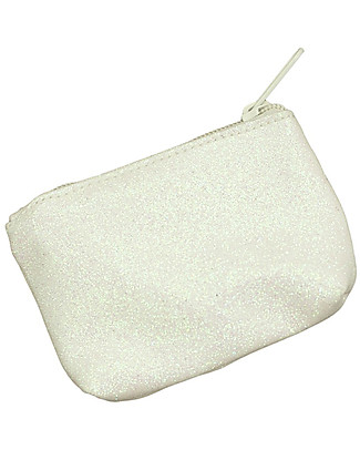 Numero 74 Iridescent Purse - White - Perfect Party Favour! Party Favours