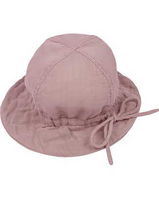 Numero 74 Lili Sun Hat, Dusty Pink - 100% organic cotton Sunhats
