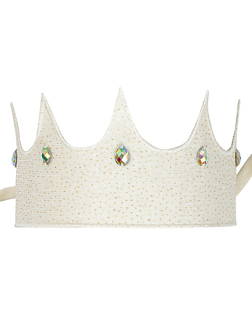 Numero 74 Luna Crown - Natural Sparkling Tulle Party Favours