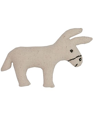 Numero 74 Mini fabric animal, Donkey - Perfect party favour Party Favours