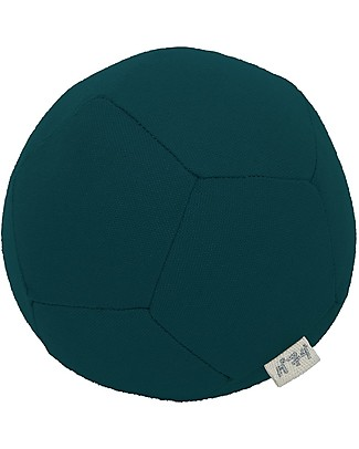 Numero 74 Pentagone Ball, Teal Blue - Play and decorate Rattles