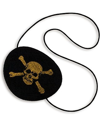Numero 74 Pirate Eye Patch - Perfect party favour null