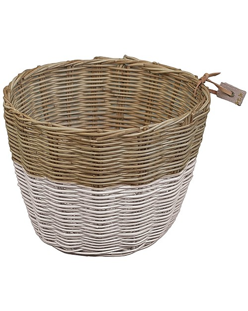 rattan basket small from storage box.htm numero 74 small rattan basket  powder unisex  bambini   numero 74 small rattan basket  powder