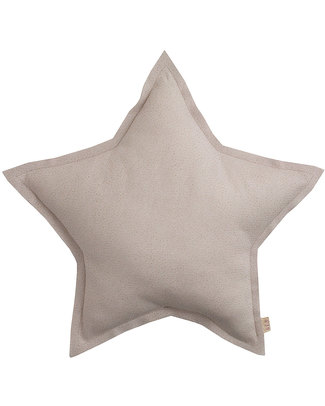Numero 74 Sparkling Star Cushion, Mini - Powder Cushions