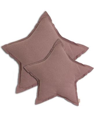 Numero 74 Star Cushion Medium - Dusty Pink Cushions