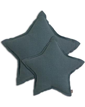 Numero 74 Star Cushion Medium - Ice Blue Cushions