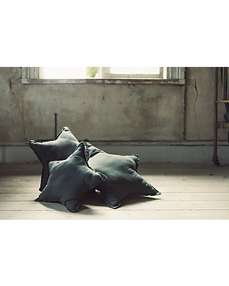 Numero 74 Star Cushion Medium - Stone Grey - S045 Cushions