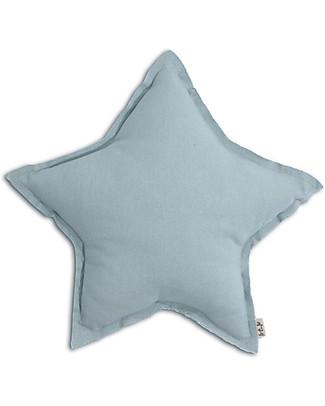 Numero 74 Star Cushion Medium, Sweet blue Cushions