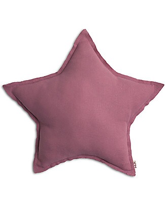 Numero 74 Star Cushion Small - Baobab Rose - S042 Cushions